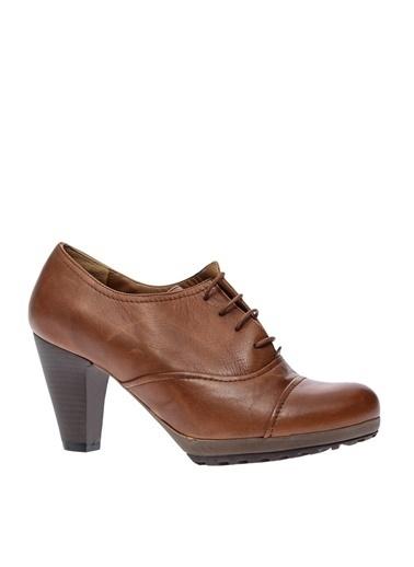 Prima Prima Natürel Topuklu Ayakkabı K-7354 Renkli